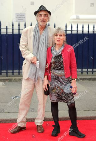 Roger Lloyd-Pack and Jehane Markham
