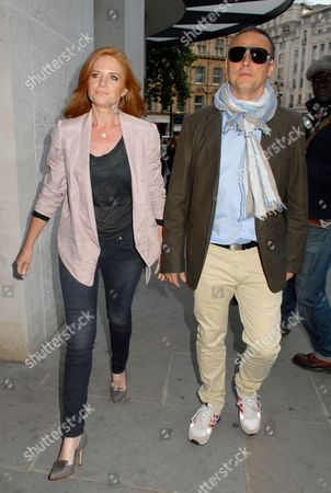Editorial picture of Celebrities leaving the ME Hotel, London, Britain - 25 Jun 2013