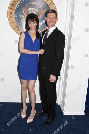 Jackie Geary and husband Jamison Haase