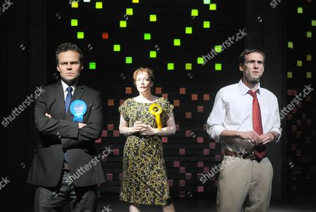 'If Only' - Jamie Glover as Peter, Charlotte Lucas as Jo Lambert and Marton Hutson as Sam