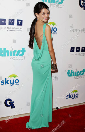 Editorial image of Thirst Project 4th Annual Gala, Los Angeles, America - 25 Jun 2013
