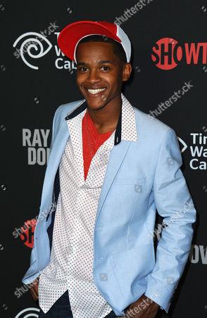 Editorial image of 'Ray Donovan' TV series premiere, Los Angeles, America - 25 Jun 2013