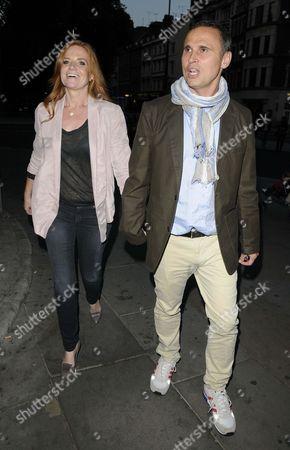 Editorial image of Celebrities leaving the ME Hotel, London, Britain - 25 Jun 2013