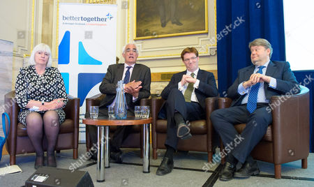 Mary Macleod, Alistair Darling, Danny Alexander and Lord Strathclyde