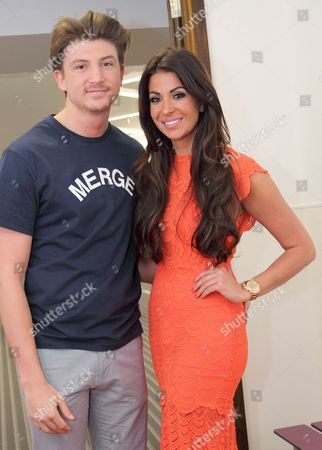 Stock Picture of Tom and Cara Kilbey