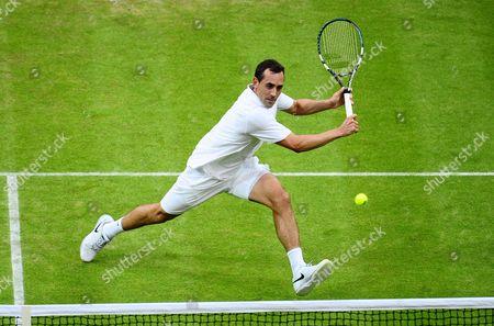 Editorial image of Wimbledon Tennis Championships, London, Britain - 27 Jun 2013