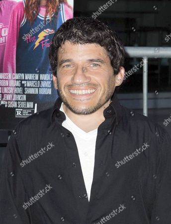 Stock Image of Mark Povinelli