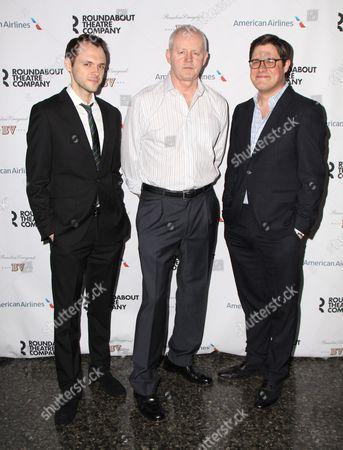 Christopher Denham, David Morse, Rich Sommer