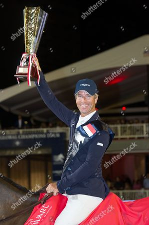 Editorial image of Riviera Grand Prix du Prince, Longines Global Champions Tour of Monaco, France - 29 Jun 2013