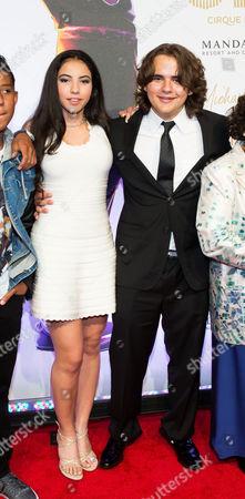 Remi Alfalah and Michael Joseph Jackson Jr