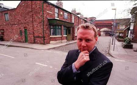 43-year-old Brian Park Who Has Resigned As Producer Of Television Programme Coronation Street.