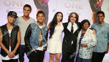 Michael Joseph Jackson Jr, Remi Alfalah, Jackson Family