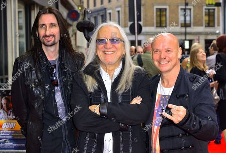 Uriah Heep - Guest, Mick Box and Russell Gilbrook