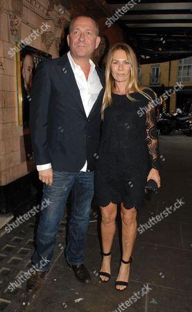 Sean Pertwee and Jacqui Hamilton-Smith