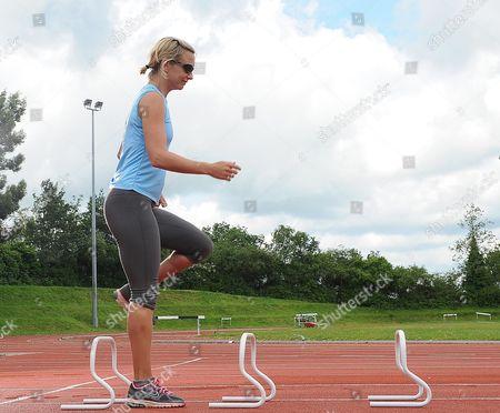 Sophia Warner Paralympic Sprinter.