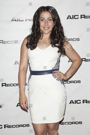 Stock Picture of Jeannie Ortega