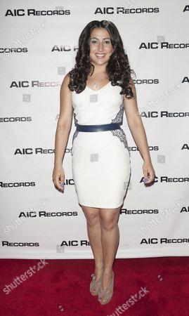 Stock Photo of Jeannie Ortega