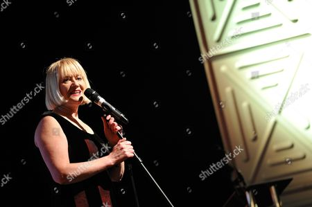 Prestatyn United Kingdom : English Stand-up Comedienne And Actress Hattie Hayridge Speaking At The 2012 Sfx Magazine Weekender Event February 4