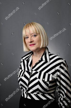 Prestatyn United Kingdom : English Stand-up Comedienne And Actress Hattie Hayridge