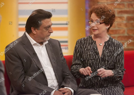Kirit Nayee and Hazel Blears