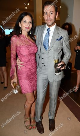 Yasmin Mills and Jack French