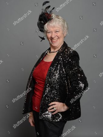 Stock Image of Rosemary Bannister