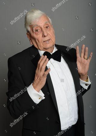 Stock Image of Barry Newton