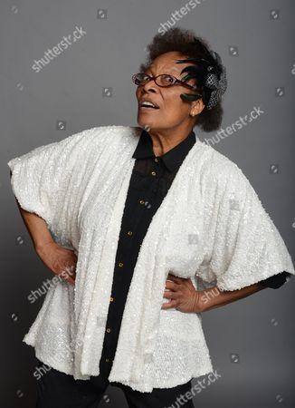 Stock Photo of Velma Davies