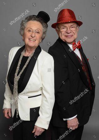 Stock Photo of Sonia Elliman and Mo Thomas