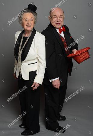 Stock Image of Sonia Elliman and Mo Thomas