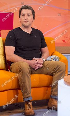 Editorial photo of 'Lorraine Live' TV Programme, London, Britain - 03 Jul 2013