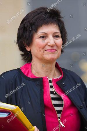 Junior Minister for Family Dominique Bertinotti