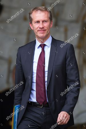 Minister for agriculture, agribusiness and forestry, Guillaume Garot