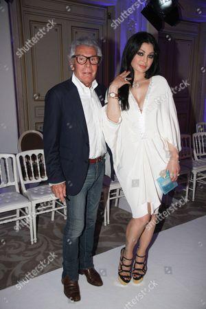 Stock Photo of Haifa Wehbe, Jean Daniel Lorieux