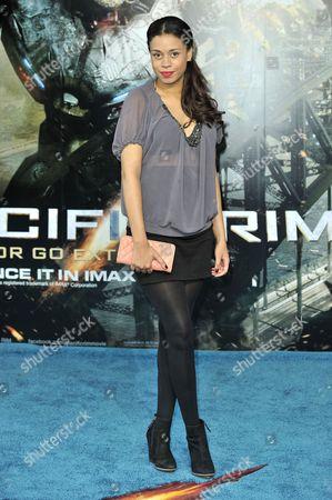 Editorial photo of 'Pacific Rim' film premiere at the BFI Imax, London, Britain - 04 Jul 2013