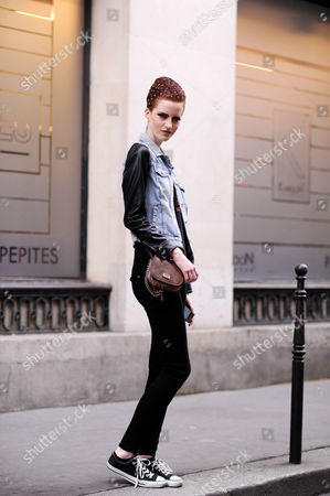 Street style - Magdalena Jasek