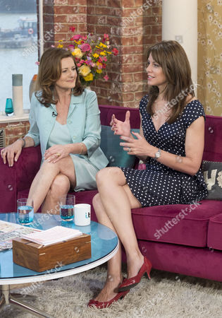Stock Picture of Cristina Odone and Beverley Turner