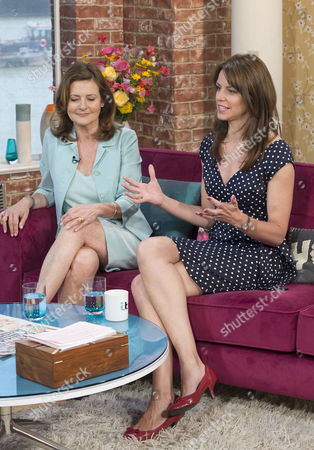 Editorial picture of 'This Morning' TV Programme, London, Britain - 05 Jul 2013