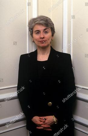 Stock Picture of Camille Paglia