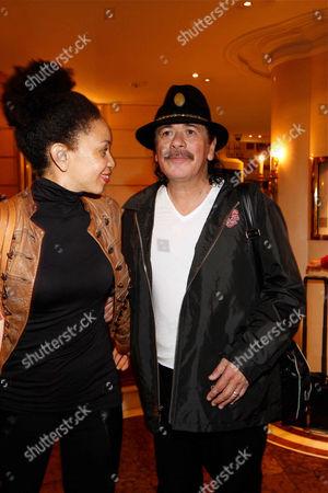 Editorial image of Carlos Santana in Munich, Germany - 05 Jul 2013