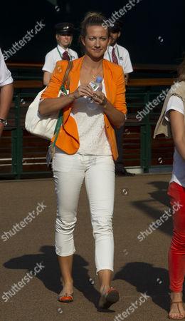 Editorial picture of Wimbledon Tennis Championships, London, Britain - 05 Jul 2013