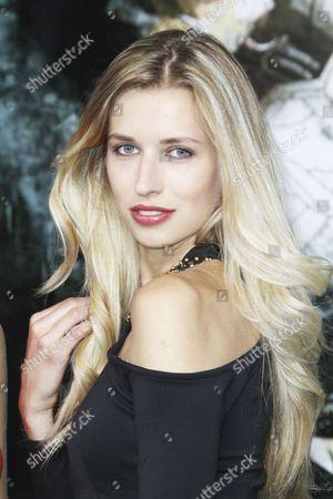 Stock Image of Naomi Pelkiewicz