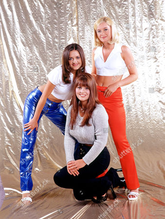 Diane Burke, Tiffany Chapman and Alexandra Fletcher