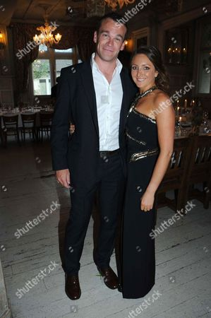 Simon Bateman and Natasha Corrett