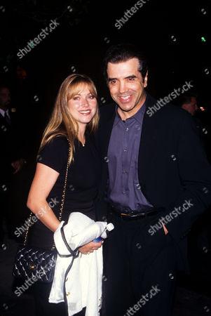 Chazz and Gianna Palminteri