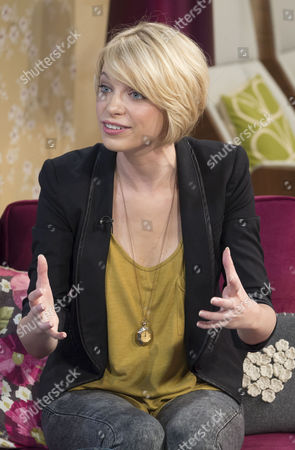 Editorial picture of 'This Morning' TV Programme, London, Britain - 08 Jul 2013