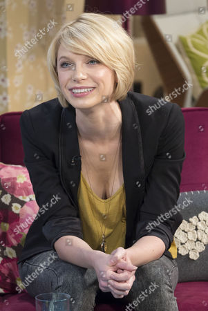 Editorial image of 'This Morning' TV Programme, London, Britain - 08 Jul 2013