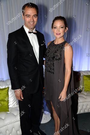 Kate Hudson and Milutin Gatsby