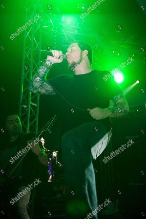 Editorial image of Hammerfest 2012 - Firebrand Super Rock
