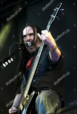 Stock Photo of Carcass - Jeff Walker